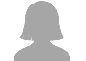 Kvinna grå